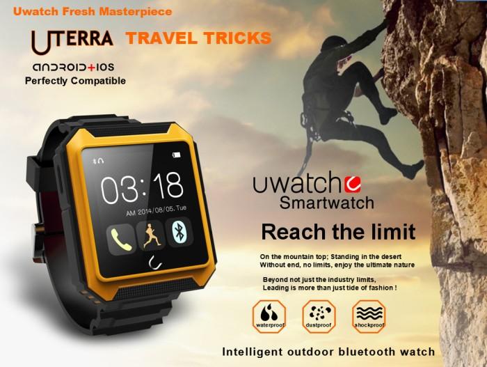 Uwatch Uterra pametni sat